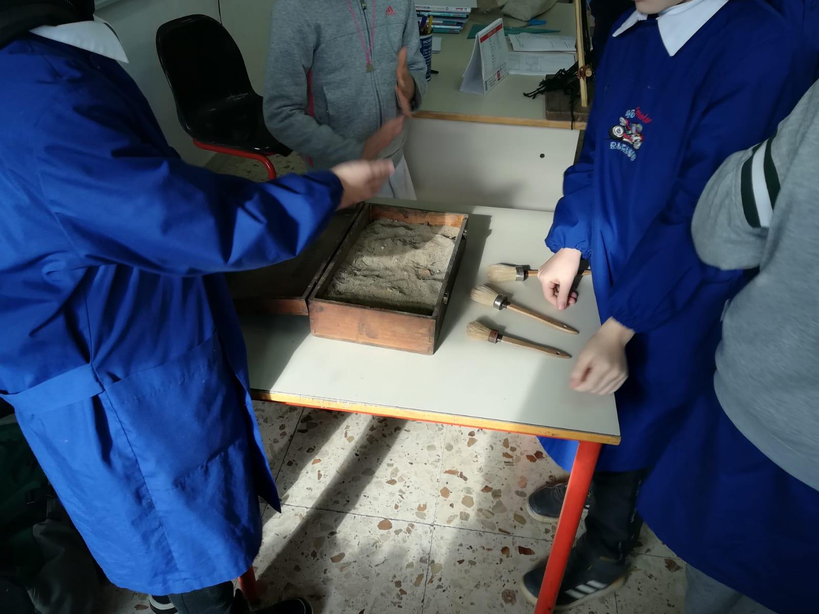 L'archeologia sperimentale