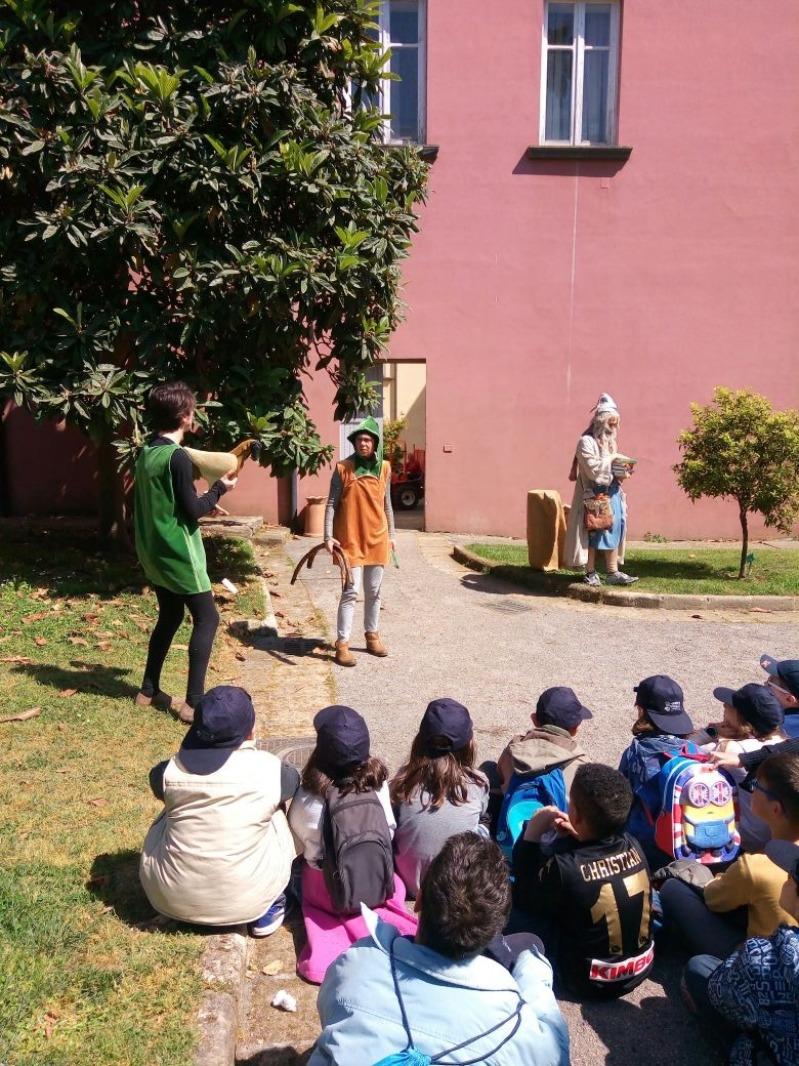 Visita guidata all'Orto Botanico di Napoli Scuola Primaria