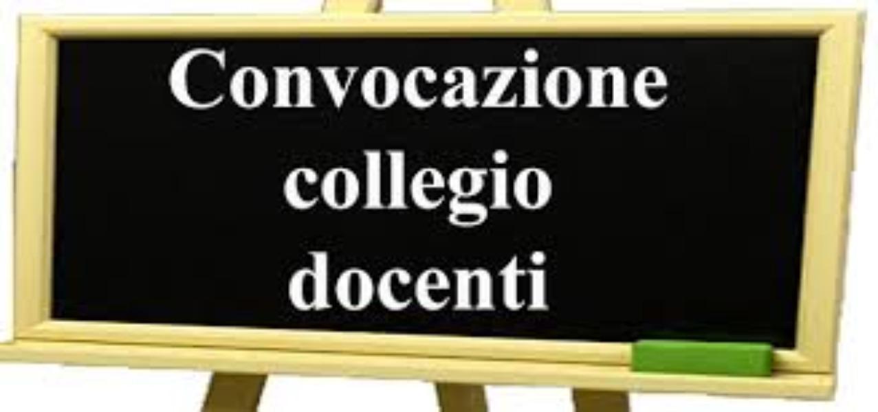 convocazione collegio docenti